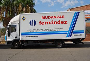 empresa de mudanzas en Torrejón de Ardoz