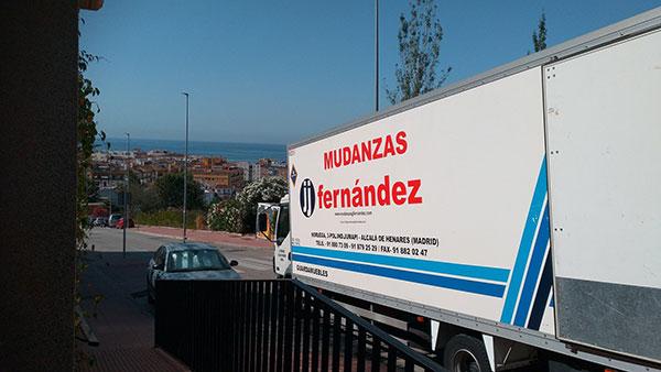 Traslado de oficinas en Alcalá de Henares